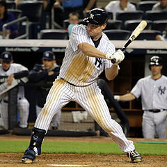 Chase Headley jako zawodnik New York Yankees