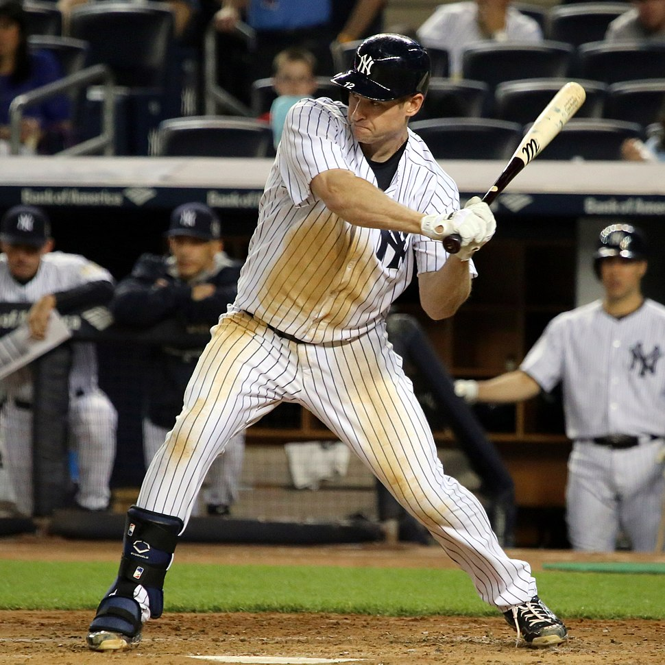 Chase Headley on May 24, 2015