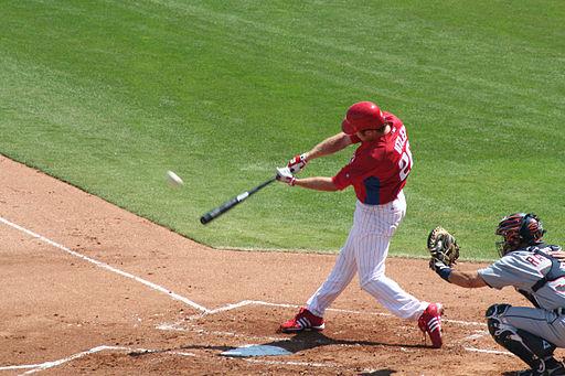 Chase Utley Home Run