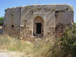 Chateau Neuf Fortress in Upper Galilee, Israel.jpg