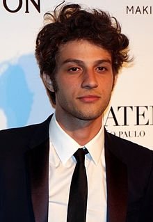 Chay Suede Brazilian singer and actor