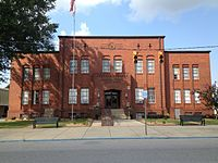 Cherokee County Courthouse in Centre, Ala.JPG