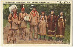 Cherokee mythology - Wikipedia