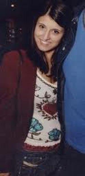 Cheryl Bogart - Bogart in 2003