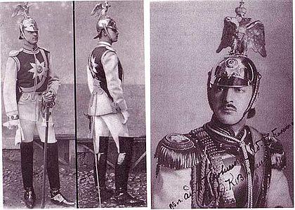 Chevalier Guard Regiment - Wikipedia