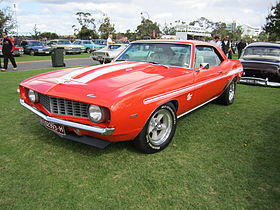 Image illustrative de l'article Camaro Yenko