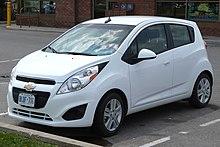 Facelift Chevrolet Spark Us