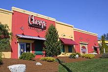 Chevy S Restaurant On Almaden Expressway