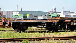国鉄チ1000形貨車