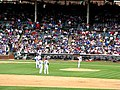 Chicago Cubs in action (7186413593).jpg