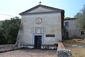 Baia e Latina - Church of Madonna delle Grazie.