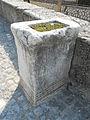 Chiesa di San Panfilo, Tornimparte - seconda stele, fronte, 2.jpg