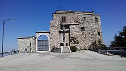 Chiesa di Sant'Angelo a Palombara - San Felice A Cancello (CE) - panoramio.jpg