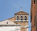 Chiesa di Santa Maria del Giglio Campanile a vela.jpg