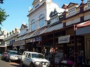 Childers, Queensland - Childers Main Street