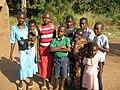 Children in Yambio, Western Equatoria, South Sudan (28 05 2009).jpg