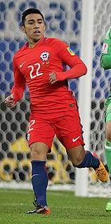 Edson Puch Chilean footballer