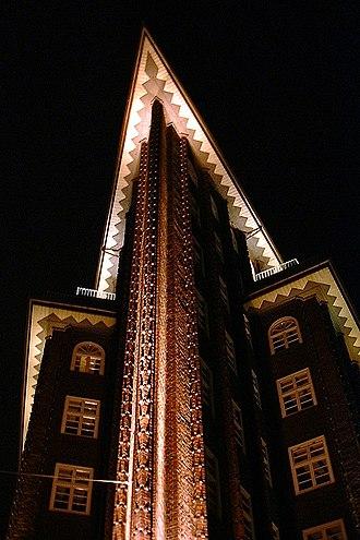Chilehaus - Image: Chilehaus 1565