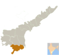 Chittor district in Andhra Pradesh.png
