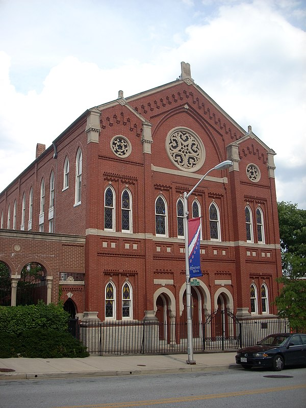 Jews and Judaism in Baltimore, Maryland