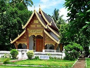 Wat Chiang Man - Image: Chmwchiangman 0506b
