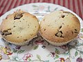 Chocolate chip fairy cakes (13972224702).jpg
