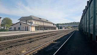 Chortkiv (railway station)