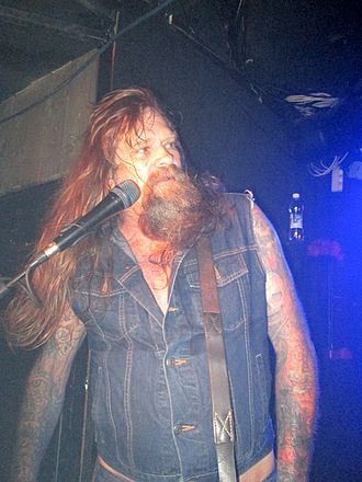 Chris Holmes (musician) - Holmes in 2014