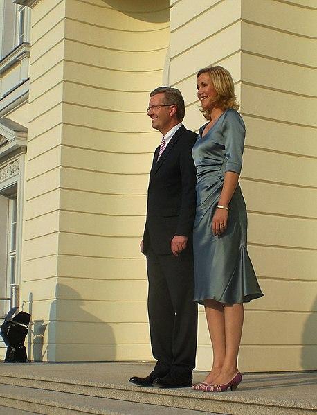 Datei:Christian und Bettina Wulff.jpg