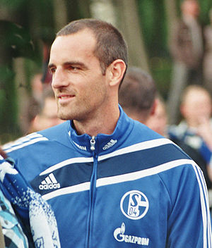 Christoph Metzelder - Metzelder with Schalke in 2010