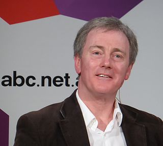 Christopher Lawrence (broadcaster) Australian musician, radio presenter, music teacher
