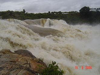 Chunchanakatte Falls - Chunchanakatte Falls