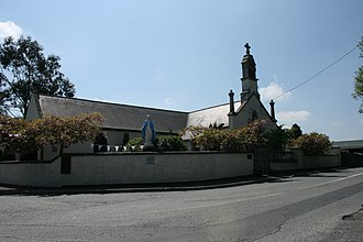 Eadestown - The Church of Immaculate Conception