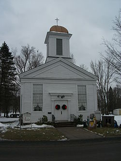 Church in Wells, Vermont