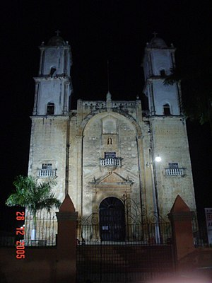 Peto Municipality - Image: Church of Peto