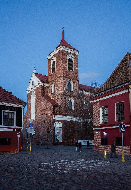 Church of Saint Peter and Saint Paul (Kaunas, Lithuania, 2017)