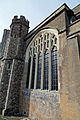 Church of St Mary Hatfield Broad Oak Essex England - south chapel south window.jpg