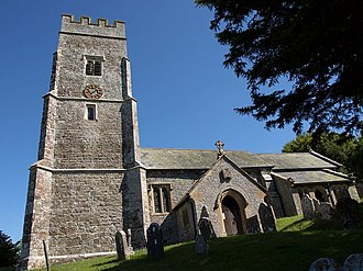 Washfield - St Mary the Virgin Church, Washfield