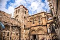 Church of the Holy Sepulchre in Jerusalem city.jpg