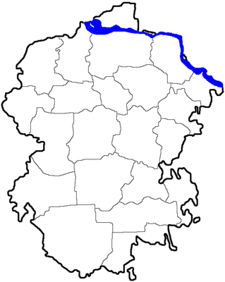 Location map Russia Chuvashia