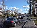 Cişmea Brestii, Craiova(vedere drum) - panoramio.jpg
