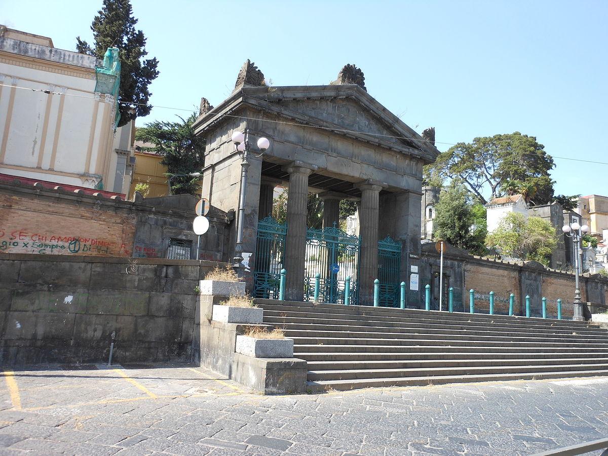 Image result for CIMITERO DI POGGIOREALE