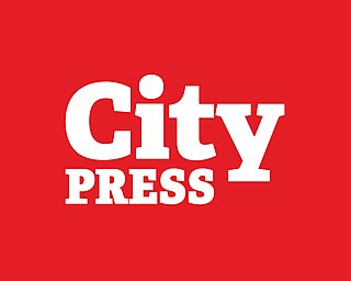 <i>City Press</i> (South Africa) newspaper