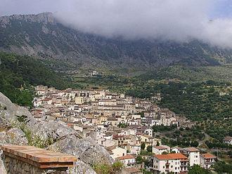 Arbëreshë people - ta (Çifti) in Calabria