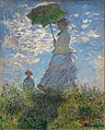 Claude Monet - Woman with a Parasol - Madame Monet and Her Son - Google Art Project.jpg