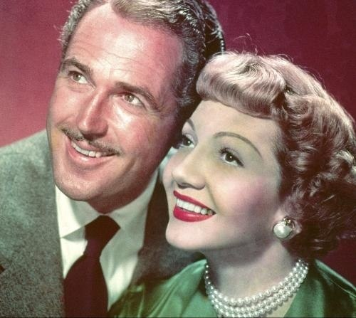 Claudette Colbert-Patric Knowles in Three Came Home