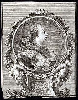 Duke Clement Francis of Bavaria German nobleman