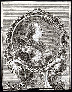 Duke Clement Francis of Bavaria - Klemens Franz de Paula