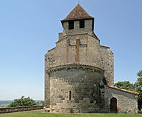 Clermont-Dessous - Église Saint-Jean-Baptiste -8.JPG