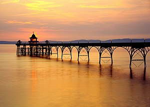 Clevedon Pier - Clevedon Pier